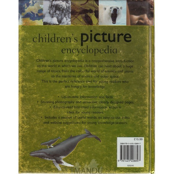 Children's Picture Encyclopedia - Send gifts to Nepal | Gifts to .