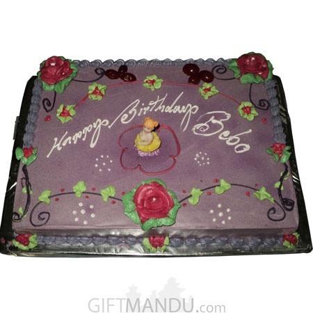 Chocolate Cake to Dharan