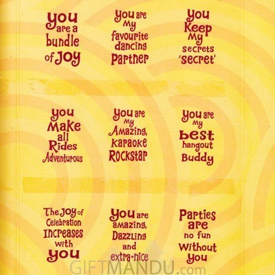 Top 10 reasons for wonderful friend greeting card send gifts to top 10 reasons for wonderful friend greeting card send gifts to nepal m4hsunfo Image collections