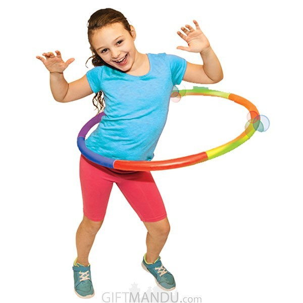 Hula Hoop Exercise Ring For Kids Fitness