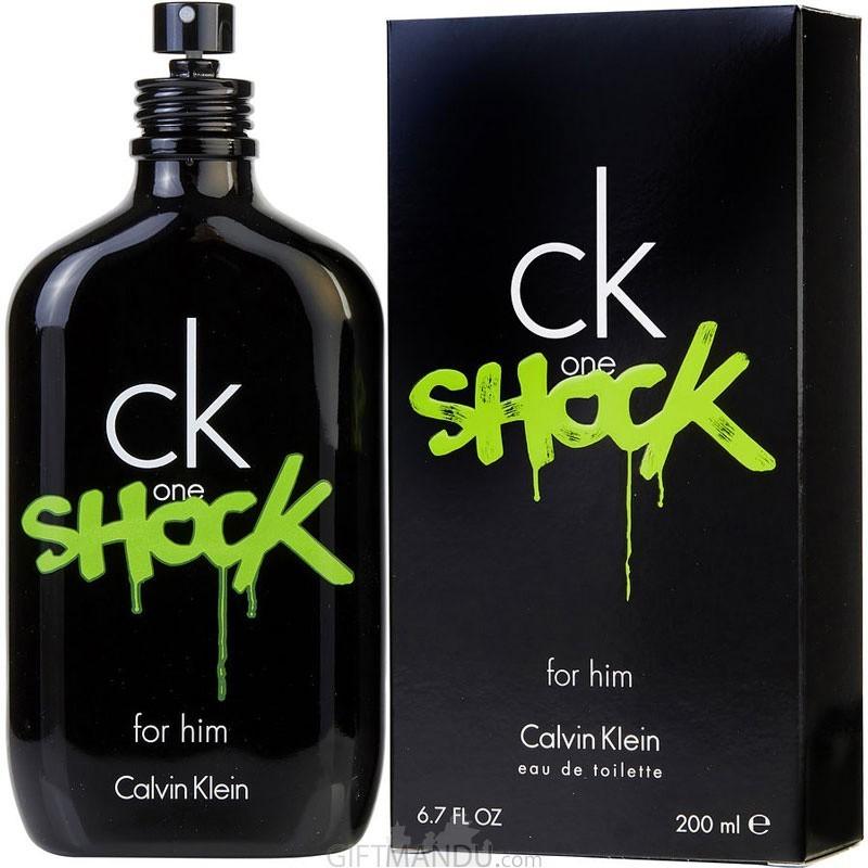 c98928049f Calvin Klein One Shock Perfume Spray | Gifts to Nepal | Giftmandu