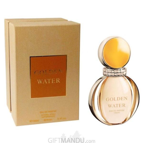 Morakot Golden Water EDP Perfume For Girls