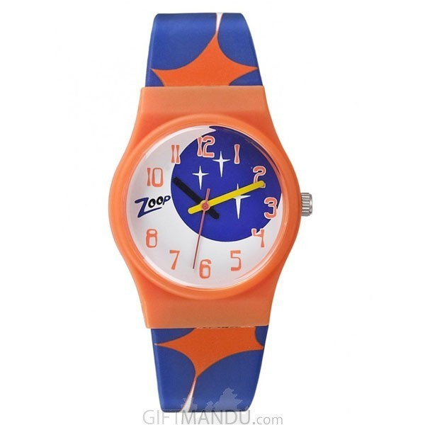 Titan Zoop Multi Color Dial Analog Watch for Kids (C3028PP11)
