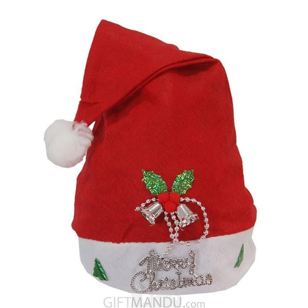 Merry Christmas Santa Cap