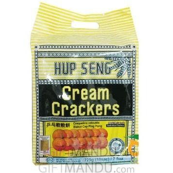 Cream Crackers - 10 Mini Packs