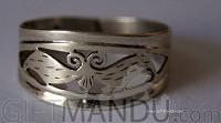 Silver Ring Nepali Design (SJ-1098)