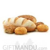 Farmer's White Bread from Annapurna Hotel