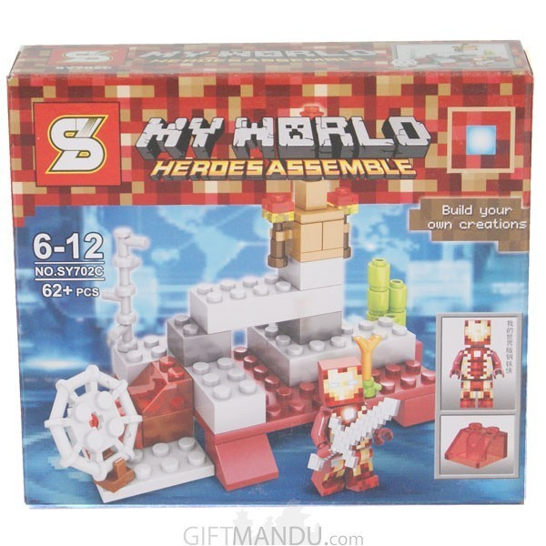 My World Heroes Assemble - SY702c