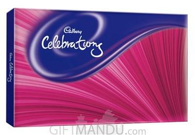 Cadbury Celebrations Gift Box (122 g) for Dharan