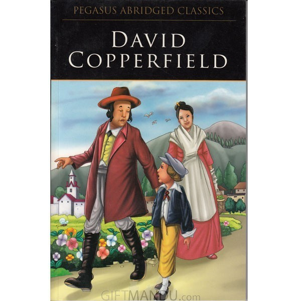 David Copperfield By Charles Dickens Classic Story Book