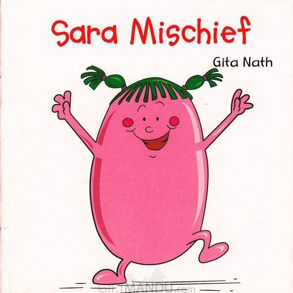 Sara Mischief by Gita Nath - Book for Kids