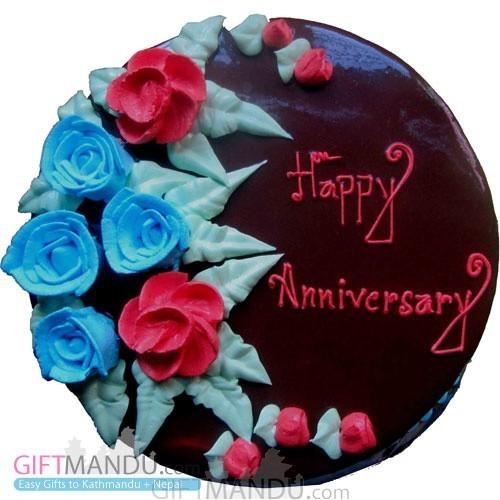 Chocolate Cake for Pokhara (GB06)
