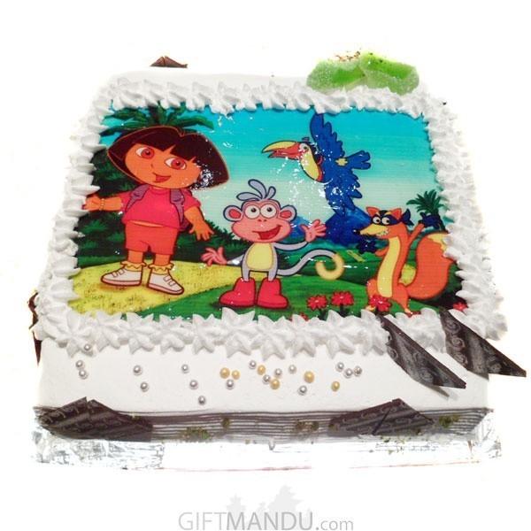 Sugarfree Baby Cake