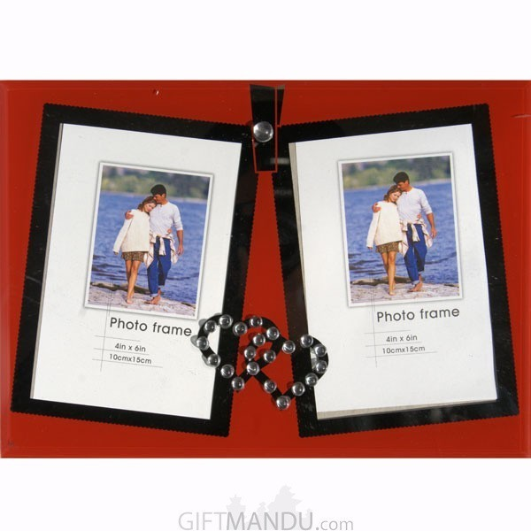 Double Photo Frame