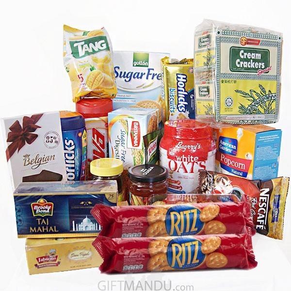 Healthy Groceries Pack (17 Items)