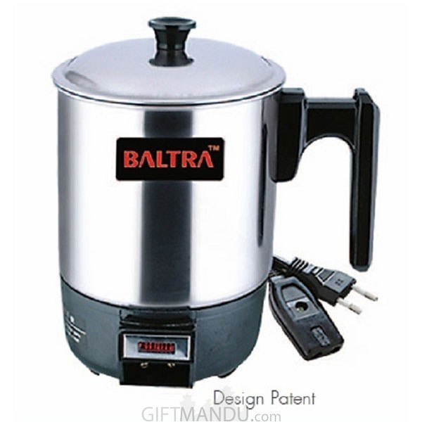 Baltra Electric Jug Heating Cup 12cm - (BHC-102)