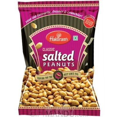 Haldiram's Salted Peanuts (190g)