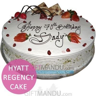 Special Cake Treats from Hyatt Regency Kathmandu