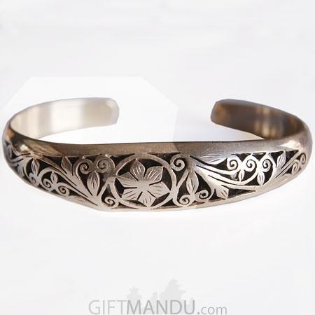 Silver Bracelet - Jali Design