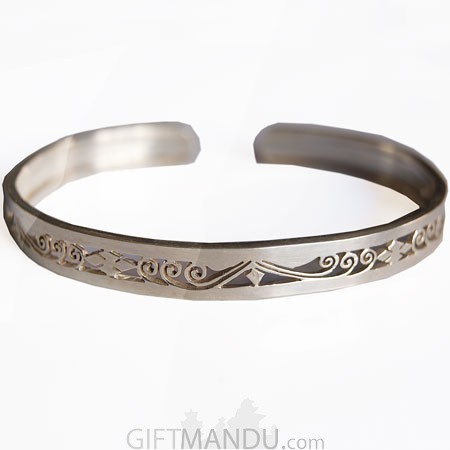 Silver Bracelet - Jali Mini Design
