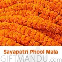 Sayapatri Phool - Exclusive Garland