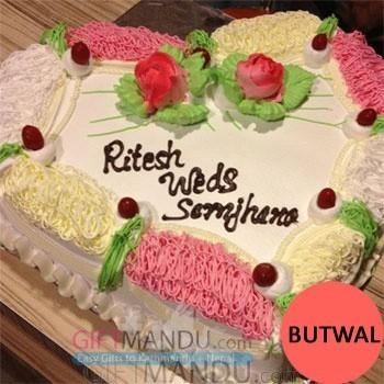 Giftmandu Sugar Free Cake