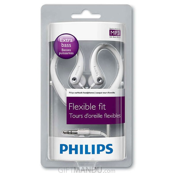 Philips Earhook Headphone SHS3201/98