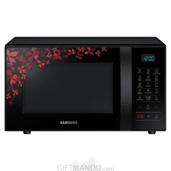 Samsung Convection Microwave Oven CE77JD-SB