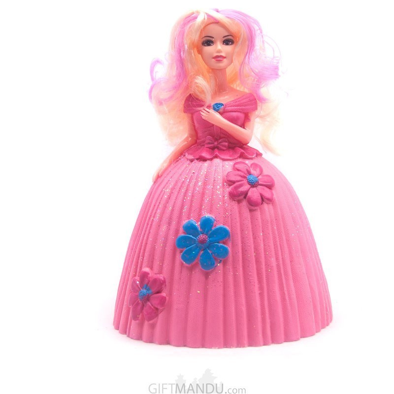 Beautiful Princess Doll Piggy Bank