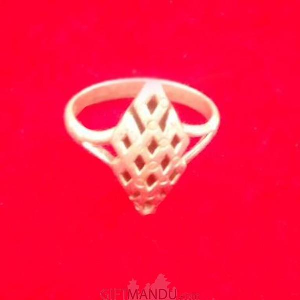 Endless Knot Traditional Sliver Ring