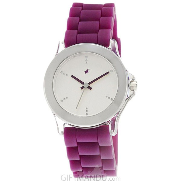 Fastrack Analog Watch for Women  (9827PP06)