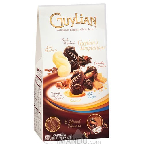 Guylian's Temptations (Artisanal Belgian Chocolates)