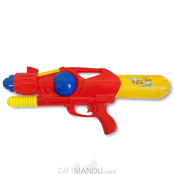 Long Distance Spout Water Gun For Kids- 18 Inch