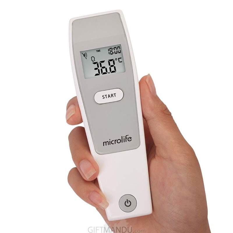 Microlife Instant Forehead Thermometer (FR1MF1)