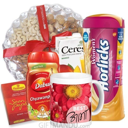 Healthy Pack For Mom (6 Items)