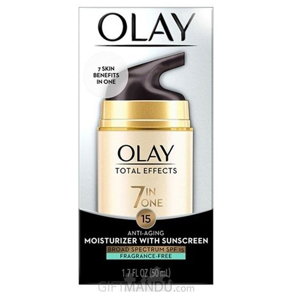 Olay Total Effects 7 in 1 Fragrance Free Moisturizing Cream