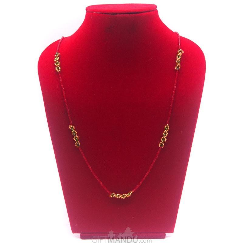 Pote Mala Bright Red - Shrawan Specials