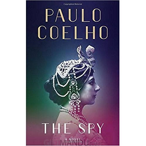 The Spy by Paulo Coelho (Hard Cover)