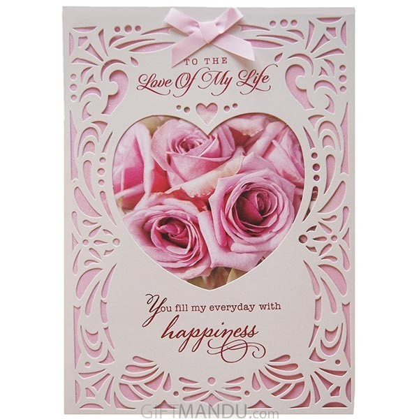 To the love of my life archies big size greeting card send gifts to the love of my life archies big size greeting card m4hsunfo
