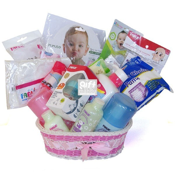 The Ultimate Baby Essentials (16 Items Gift Basket) for New Born and Baby Shower
